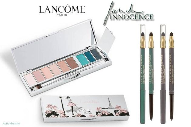 lancome palette french innocence