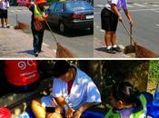Bangkok Super-hero «éboueur» sauveur vies [HD]