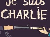 Grande manifestation nationale soutien victimes l'attentat Charlie Hebdo