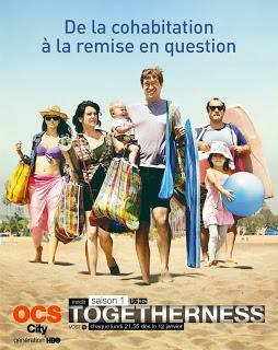 TELEVISION: Togetherness, saison 1 / season 1