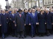 #JeSuisCharlie stars dans pour Marche Républicaine Paris