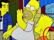 Faux raccord chez Simpson