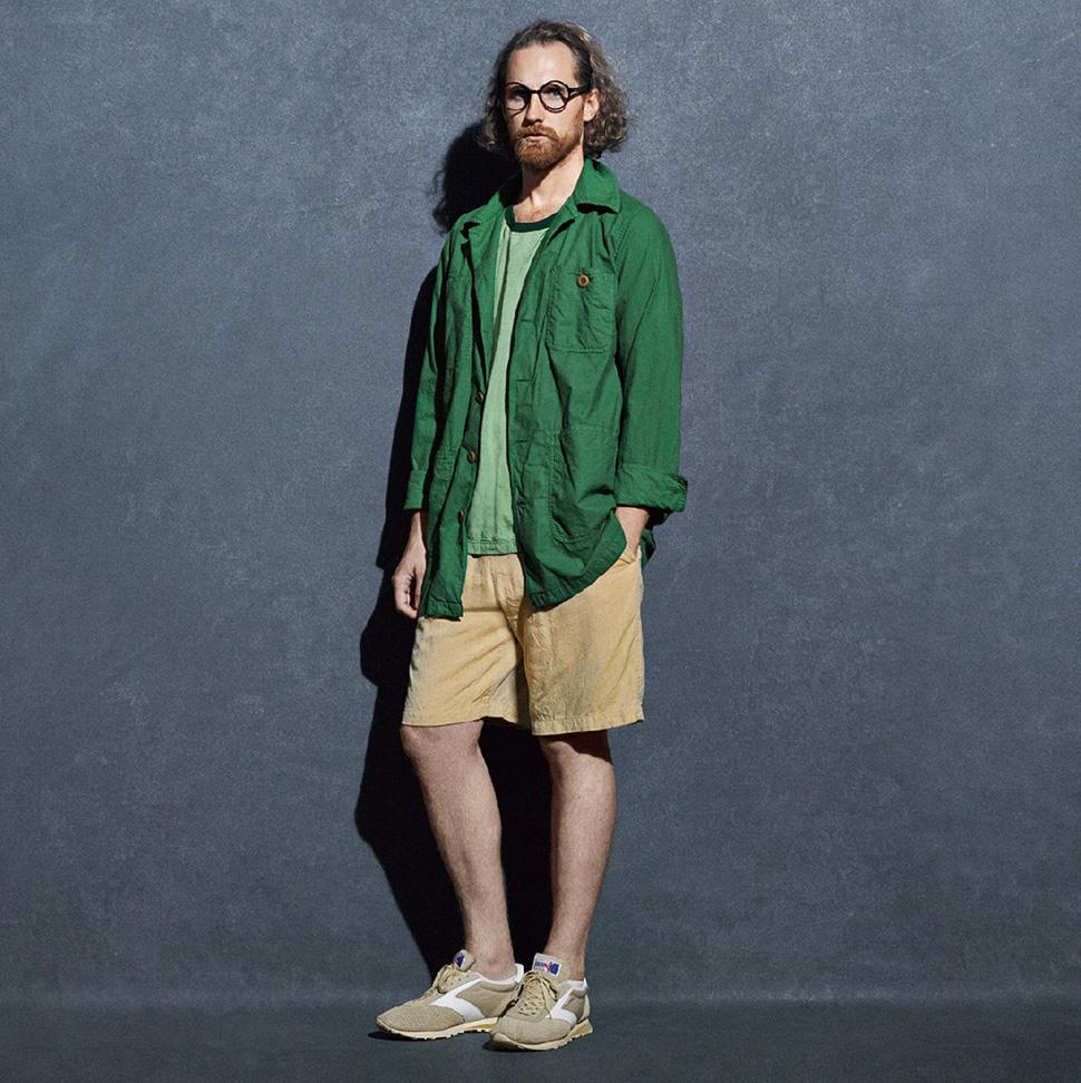 TS(S) – S/S 2015 COLLECTION LOOKBOOK