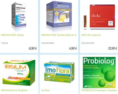 antibiotiques selection