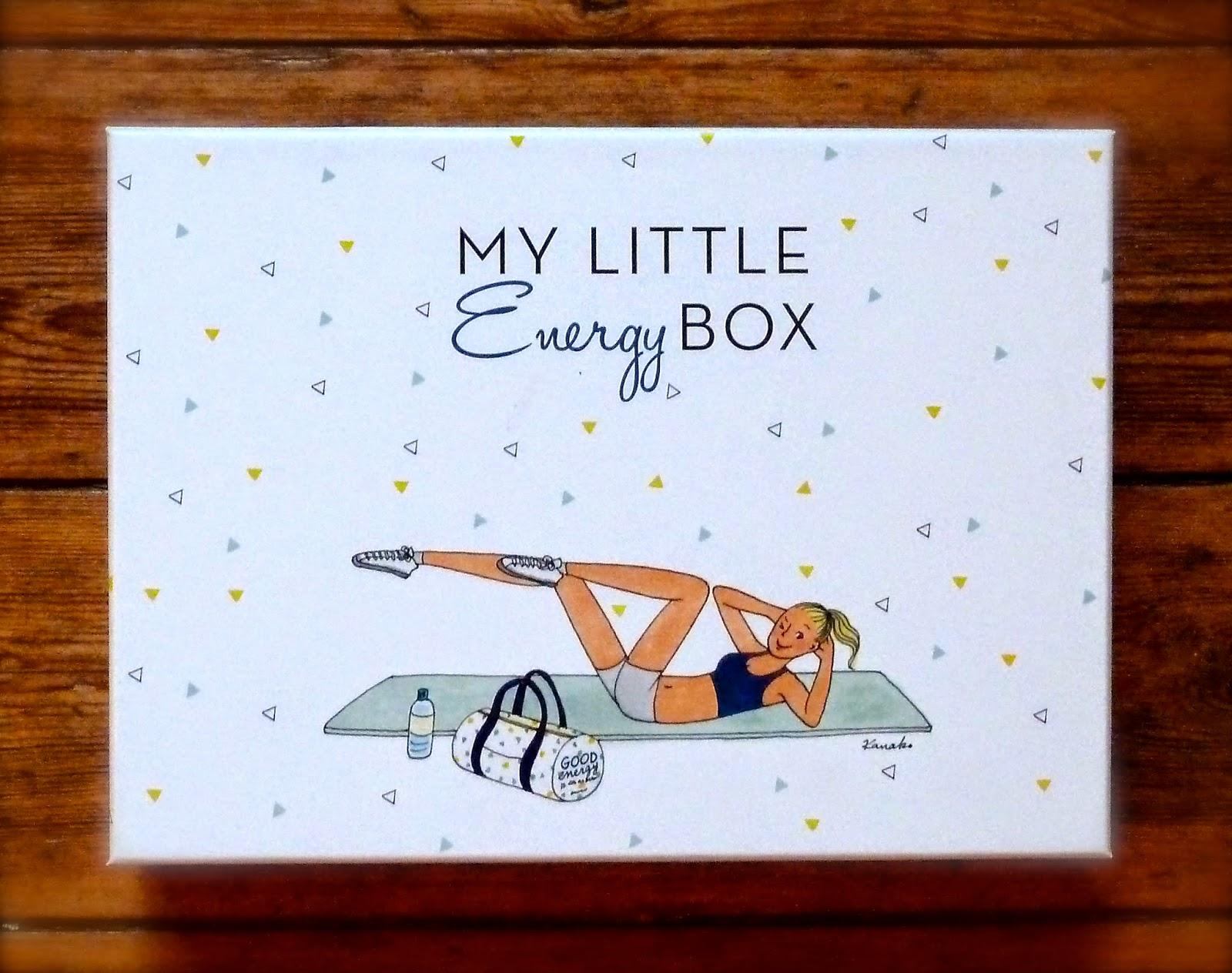 My Little Energy Box - Janvier 2015