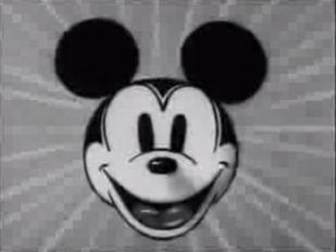 Suicide mouse, le mickey hanté