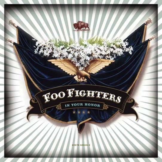 Foo Fighters #4-In Your Honor-2005