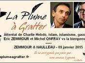 Eric Zemmour Michel Onfray Enfin débats qualité Télé
