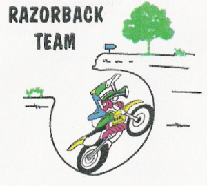 Rando motos et quads du Razorback Team le 11 avril 2015