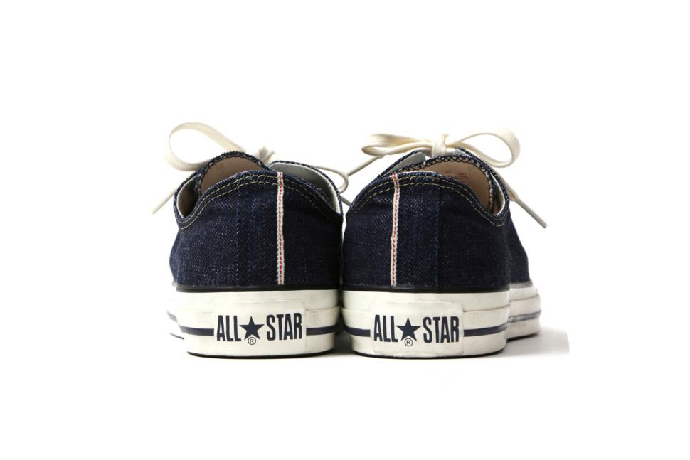LEVI'S X CONVERSE FOR BEAMS – S/S 2015 – DENIM ALL-STAR