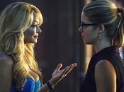 Arrow mère Felicity retour dans l'épisode saison