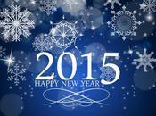 Bonne heureuse année 2015!