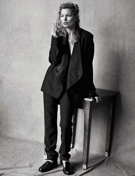 kate moss vogue italy