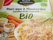 Raynal roquelaure gamme porc moutardes, carottes concasse [#testproduits #bio]