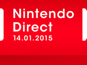 Annonces Nintendo Direct janvier 2015