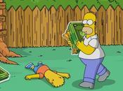 Simpson: Springfield iPhone, surprises dans nouvelle