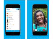 Skype pour iPhone numérotation appels simplifiés