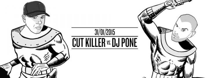 dj pone cut killer