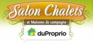 Salon Chalets et Maisons de campagne de Québec - 5 au 8 février 2015 - Stade Olympique