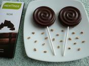 sucettes diététiques chocolat noir céréales pomme (très riches fibres)