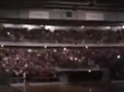 DIEUDONNE. Vidéo: L'incroyable triomphe l'humoriste Metz, devant 4000 fans délire