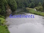 routes: N°5: vallée Semois (Ardennes belges, Belgique)