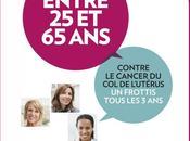 9ème semaine européenne PRÉVENTION CANCER l'UTÉRUS CHRU Tours