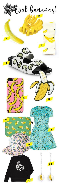 J'ai la banane