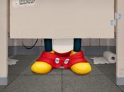Comics Character Toilet