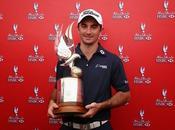 Gary Stal, vainqueur hier Abou Dhabi, passé golf Vaudreuil