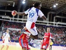 handball possède gestes techniques?