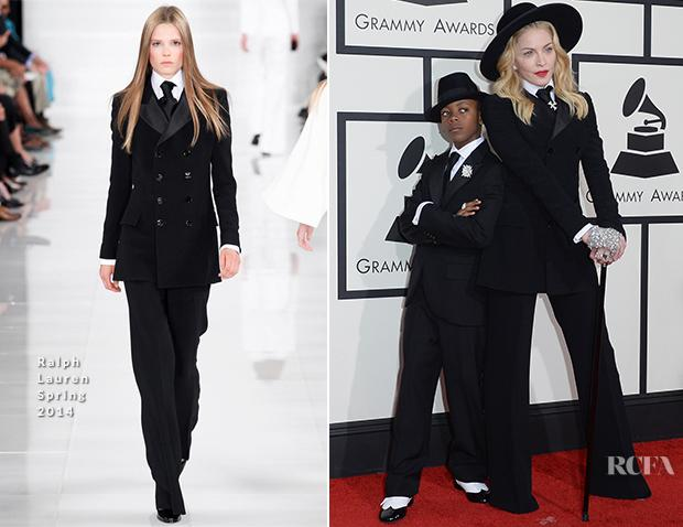Madonna-In-Ralph-Lauren-2014-Grammy-Awards