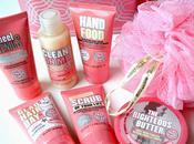 produits doux pour bichonner, merci Soap Glory