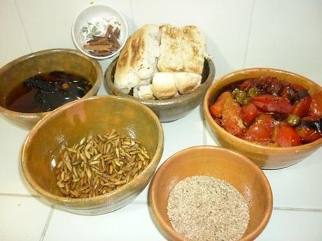 tamal-arroz-ingredients