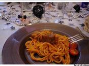 Collier agneau spaghetti
