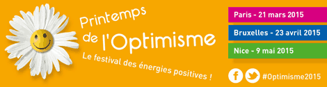 Printemps de l'Optimisme 2015