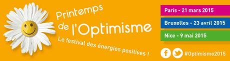 Printemps de l'Optimisme 2015