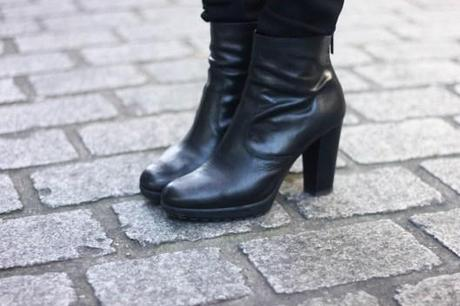 boots hautes confortables