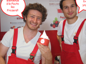 Paris gourmand Yogurt Factory, méli mélo couleurs saveurs glacées