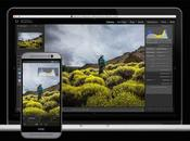 Adobe Lightroom Mobile disponible