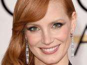 Jessica Chastain, nouvelle icône Piaget
