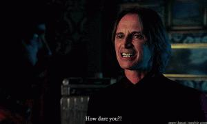 3- Mr Gold dans Once Upon a Time