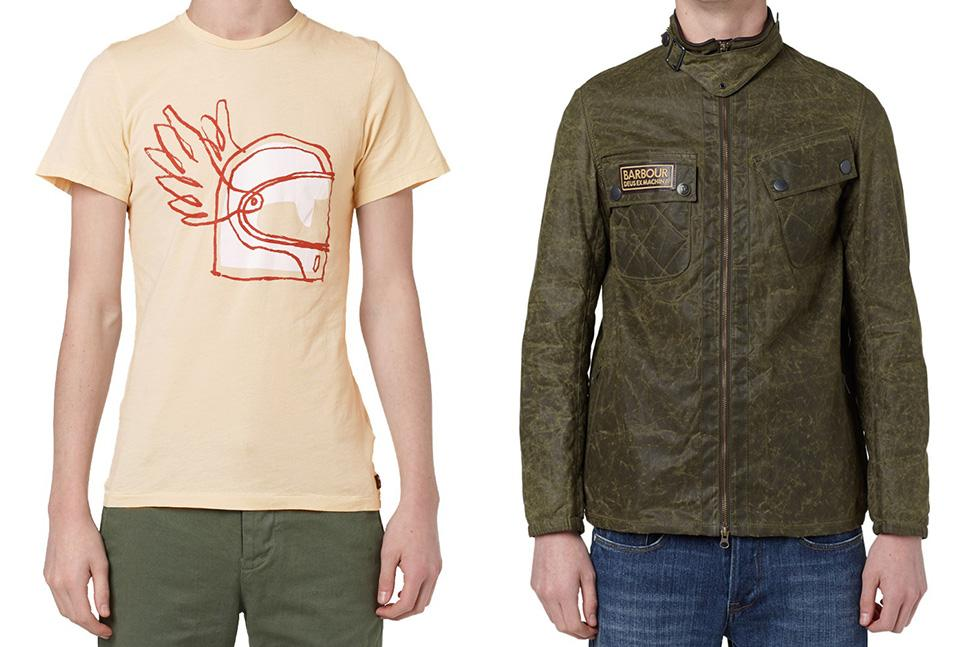 BARBOUR X DEUS – S/S 2015 CAPSULE COLLECTION