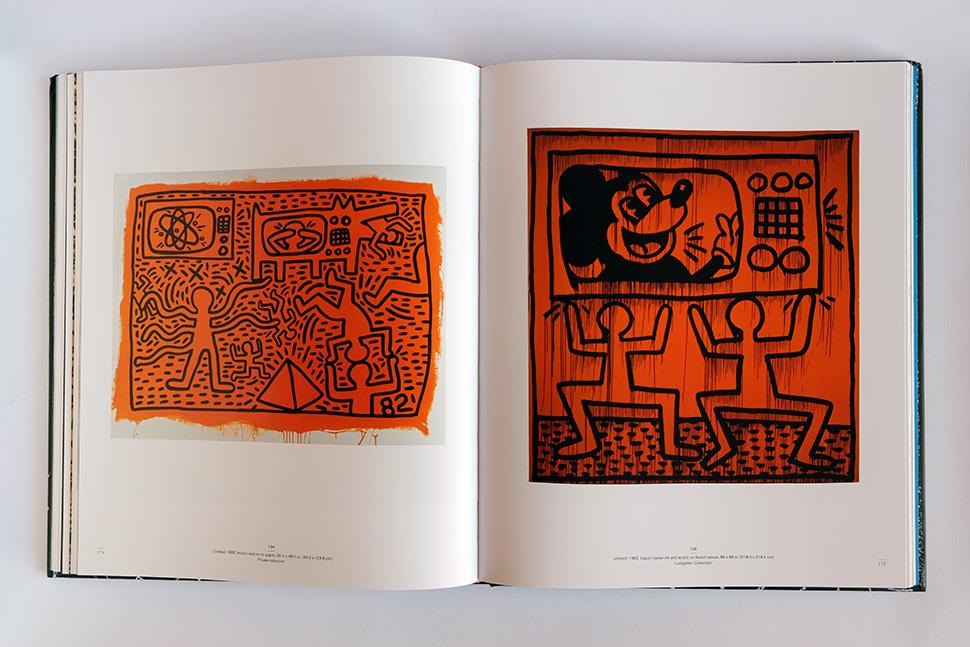 KEITH HARING – THE POLITICAL LINE