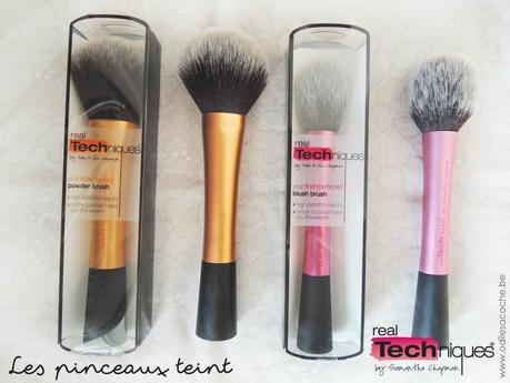 powder brush blush brush RT