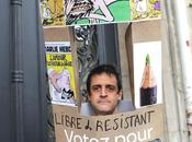 Charlie Hebdo, grande Marche