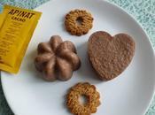 gâteaux crus diététiques cacaotés biscuits l'anis avec psyllium yaourt (sans oeufs, sans sucre ajouté cuisson)