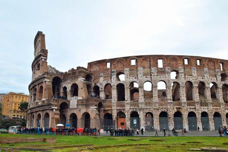 Escapade romaine