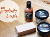 produits Lush