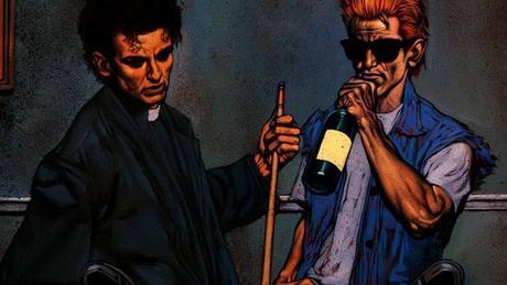 critique de comics : preacher tome 1